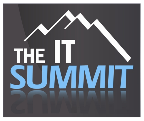 The IT Summit Logo