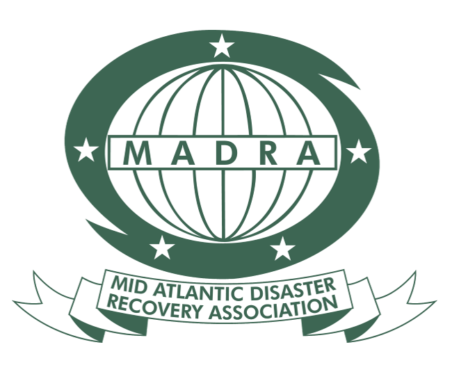 Mid-Atlantic Disaster Recovery Association (MADRA) Logo